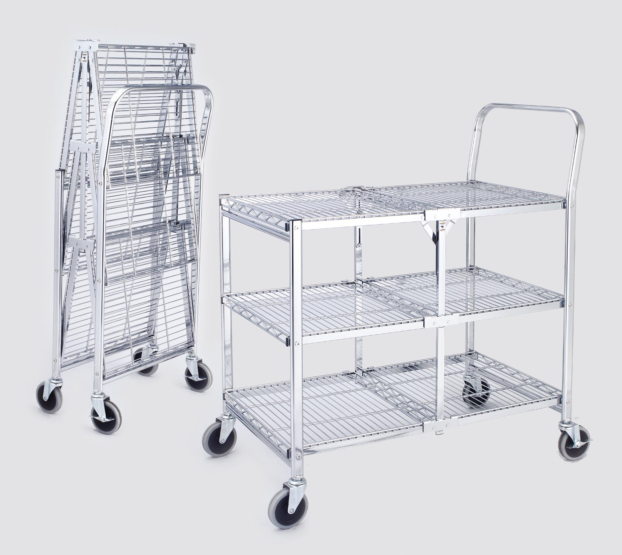 Cargopak New Folding Trolley Range