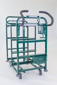 Aluminium Internet Picking Trolley