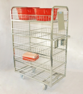 Multi-Tier Picking Trolley