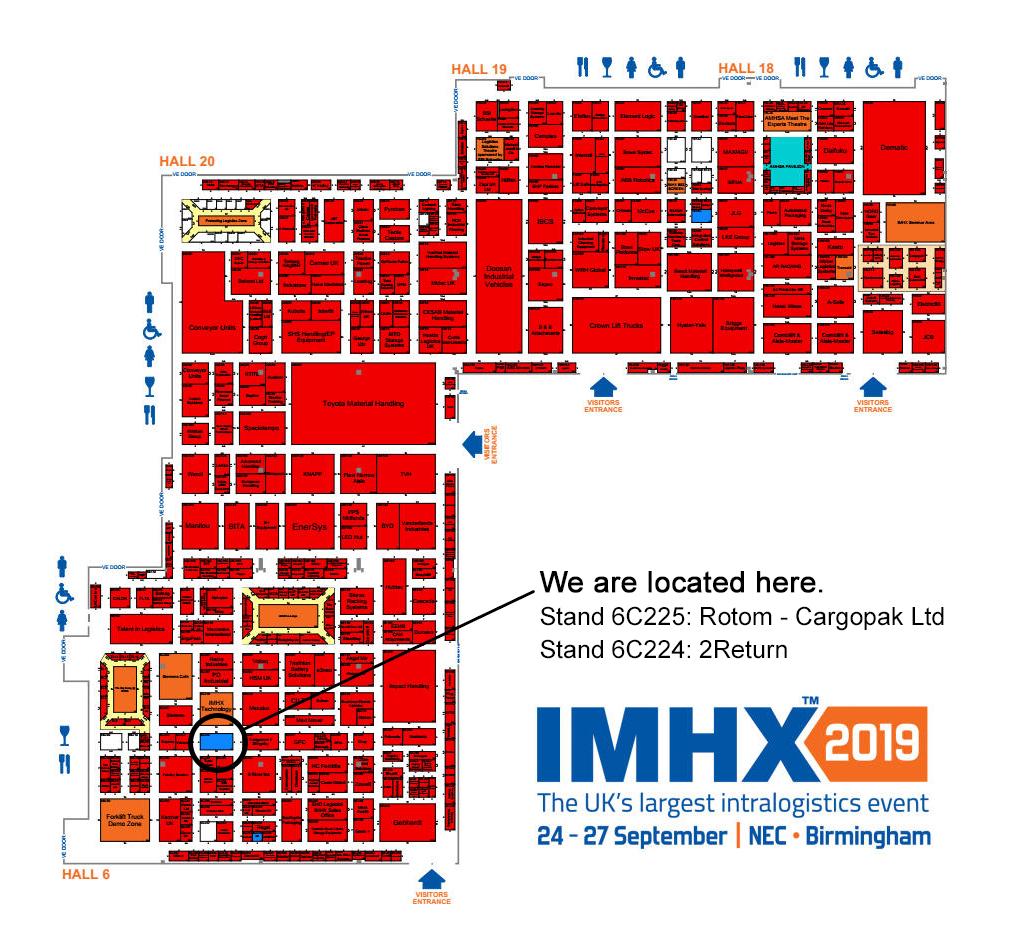 IMHX Floorplan