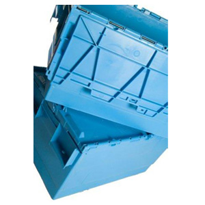 Attached Lid Container 600mm x 400mm