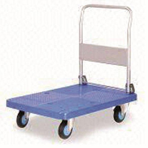 Fixed Handle Platform Trolley