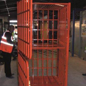 Heavy Duty Parcel Cage