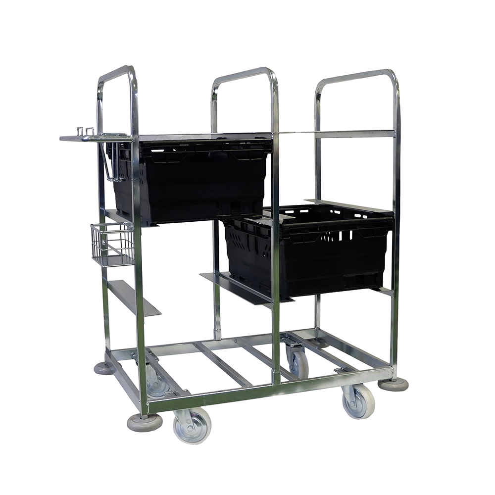 Internet Picking Trolley