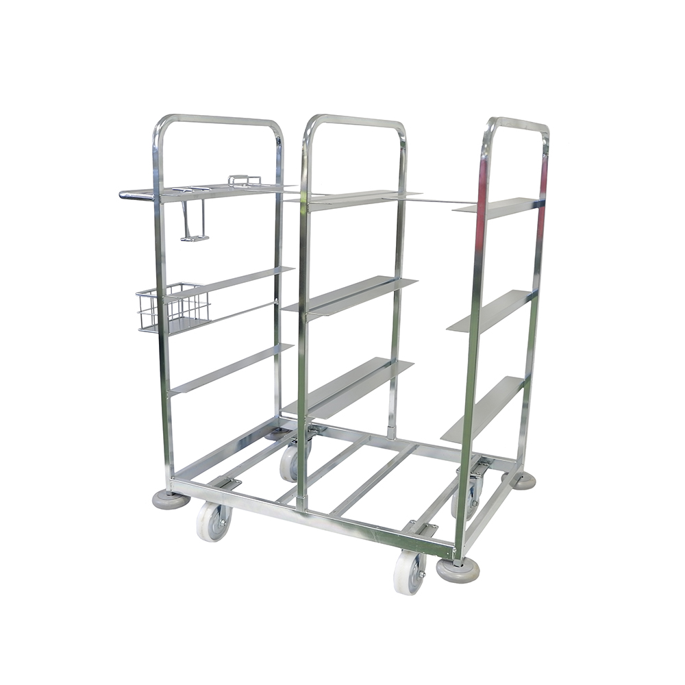 Internet Picking Trolley without Boxes