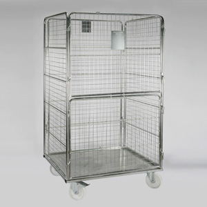 Large Distribution Cage