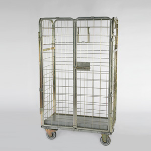 2 Gate Laundry Cage