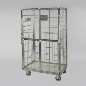 4 Gate Laundry Cage