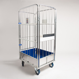 Laundry Roll Cage SSGO8 Plate Side
