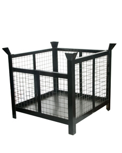 Mesh or Sheet Sided Stillage