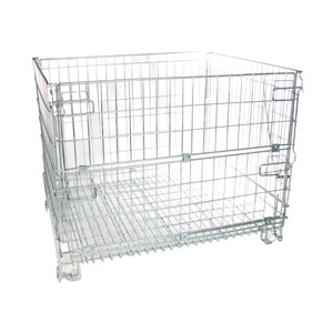 Wire Frame Stacking Container (5 pack)
