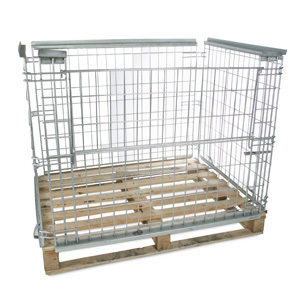 pallet convertor- closed
